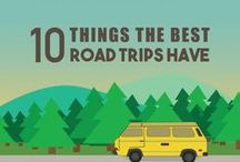 Road Trip! / Packing lists, destinations, activities, ideas for kids, and more.