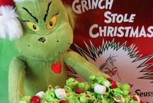 Grinchmas / All things needed for a Grinchy Grinchmas