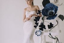 The Cool and classy Bride / A selection of wedding ideas for the conservative fashionista