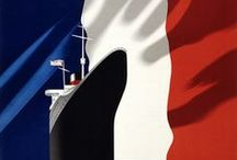 Vintage Travel Posters / Old travel posters from France, Italy, England, the United States and around the world.