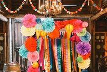 Oriental style Wedding / Mood board