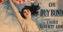 WWI Posters / Vintage WWI Posters and Art