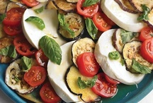 Recipes - Salads and Salad Dressings / Summertime food