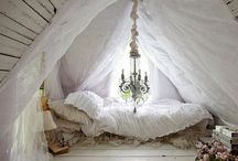 And so to sleep.....beautiful bedrooms / by Cynthia