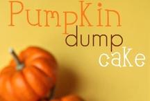 Pumpkin, Pumpkin, Pumpkin / by Sarah Burnham
