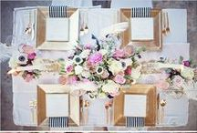 Tablescape Pretties / Wedding Tablescapes / by Crystal Layland