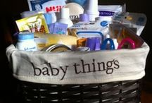 BABY STUFF FOR SHOWERS / by Patricia Hathaway