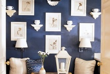 Walls - art, paint colors, wall paper...