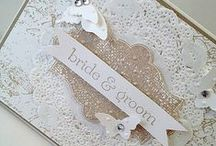 Wedding / Everything wedding! Cards, table decor, gifts invitations and more. / by Stamptastic Designs