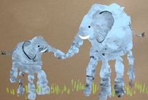 Ideas for Kids: Crafts and Projects / by Megan Humphreys (Wheatley)