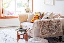 Casa nova - decoração / Inspirações sobre decoração de interiores!