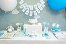 Dessert Table / Candy Bar  / by Andrea Cabrera