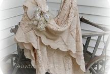shawl / by Susan Shaw