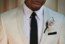 The MR.  / Attire, gifts and accessories for the groom / by Crystal Layland