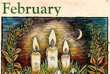 Imbolc - February / Imbolc 1-2nd Feb NorthHem-1Aug SouthHem (also Imbolg), or St Brigid's Day (Scots Gaelic Là Fhèill Brìghde, Irish Lá Fhéile Bríde, the feast day of St. Brigid), is an Irish festival marking the beginning of spring. Most commonly it is celebrated on 1 or 2 February (or 12 February, according to the Old Calendar) in the northern hemisphere and 1 August in the southern hemisphere. These dates fall approximately halfway between the Winter Solstice and the Spring Equinox