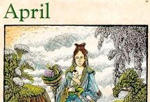 Spring - April