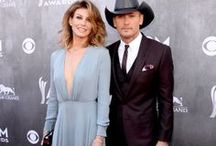 Red Carpet Fashion / Our favorite red carpet looks from country music stars. / by Great American Country