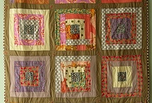 Quilts - Log Cabin / by Cynthia