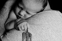 Military + Babies