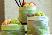 Sewing Tutorials - Bags, Baskets and Buckets / by Cynthia