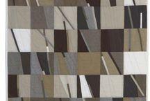 Quilt Tutorials - Improvisational and/or String