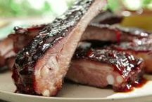 Great American BBQ / Find great barbecue recipes for your next backyard bash.