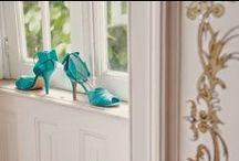 Sapatos de Casamento / Noivas que casaram com sapatos Luana Zabot - inspirações de noivas reais e suas amigas, madrinhas, família... <3