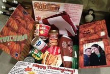 Thanksgiving Day / Let our Thanksgiving Day pinboard inspire you with crafts, cooking, and care package ideas.
