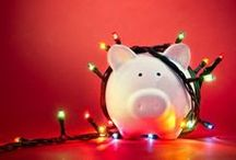 New Years Money Saving Resolutions / If your financial resolutions for the new year are to beef up your savings account and save more money, then here are a few tips to help get you started.