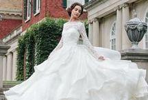 Vestido de Noiva / Vestidos de noivas para todos os estilos, desde os mais românticos até os mais fashionistas!