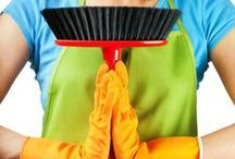 Spring Cleaning Tips / It's spring cleaning time!  To make things a little easier, we have  tips that will help you keep your house in tip-top shape any time of year.