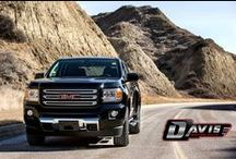 GMC Canyon / The new GMC Canyon Truck.