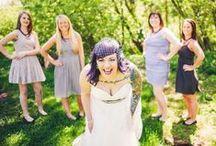 Casamento Rock e Alternativo / Casamentos com personalidade, alternativos e com veia rock'n'roll!