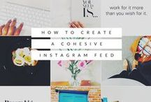 We Be Grammin' / Instagram knowledge in abundance for business owners, social media specialists and bloggers.