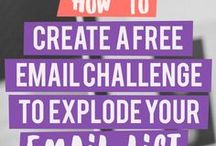 Mail Me / Email marketing help for business owners, bloggers and marketing managers.