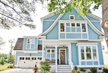 Beach Cottage Dream House / Inspirations for the ultimate beach house / by Karen Barton