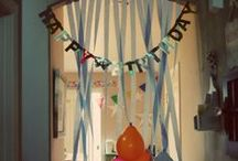 boys birthday party / by Mary-Jane Collett