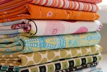 Fabrics / For an upholstering project
