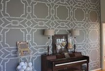 faux finishing/wall coverings