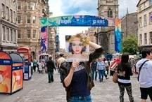 Edinburgh Festivals / Whole host of festivals and events in the historic city of Edinburgh across the year.