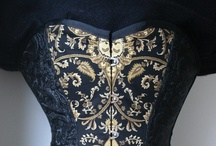 Corsets / Beautiful underbust and overbust corsets. / by Tatania Rosa