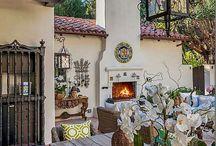 Beautiful Exteriors & Outdoor Spaces