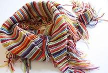 knitting / by Agulhas Pincéis Artesanato