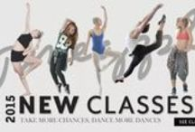 THE STUDIO | CLASSES / A selection of class edits from Pineapple Dance Studios in Covent Garden, London.