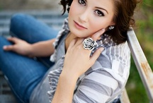 Senior Picture Ideas / Poses, concepts, locations and wardrobe for the senior client