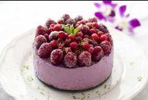 Paleo desserts/ sweets