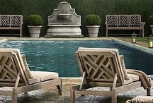Pools and Garden Furniture / by Serena Fresson