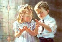 Scriptures to Pray over our Children