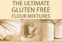 GF: flour, bread, etc.  / by Jennifer Allen