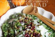My Salad Recipes